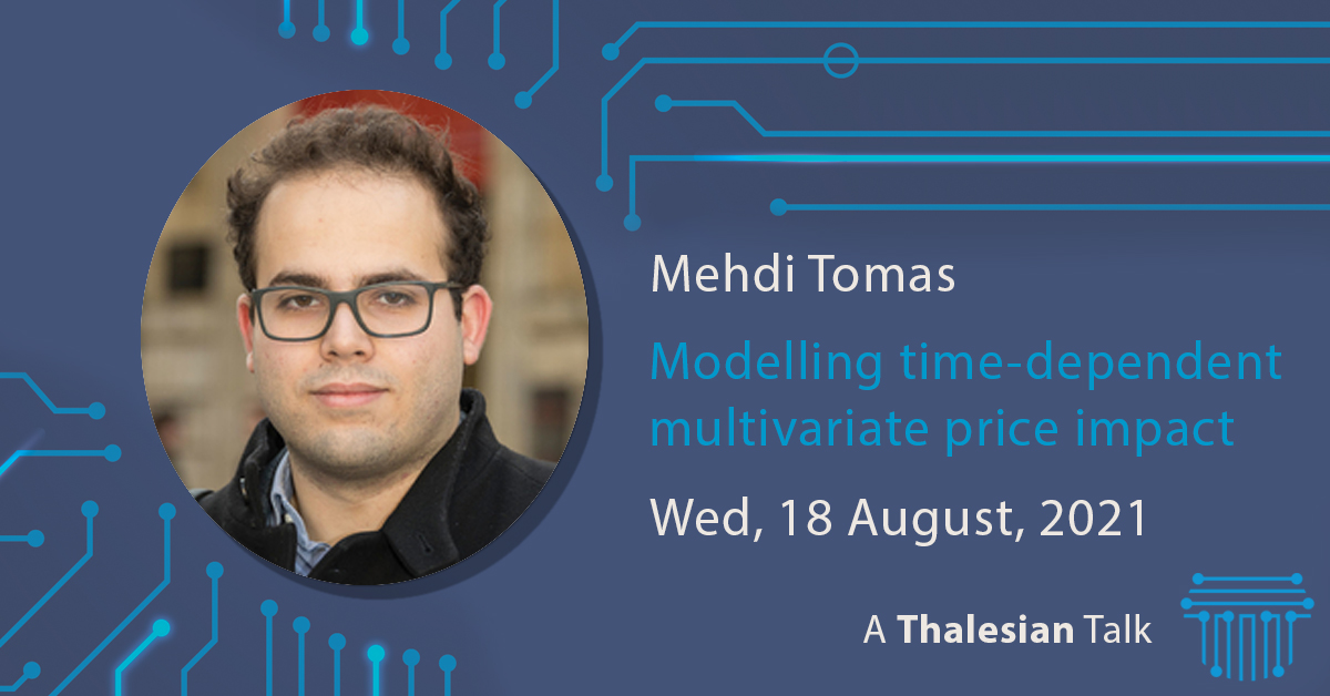 Mehdi Tomas: How to model time-dependent multivariate price impact